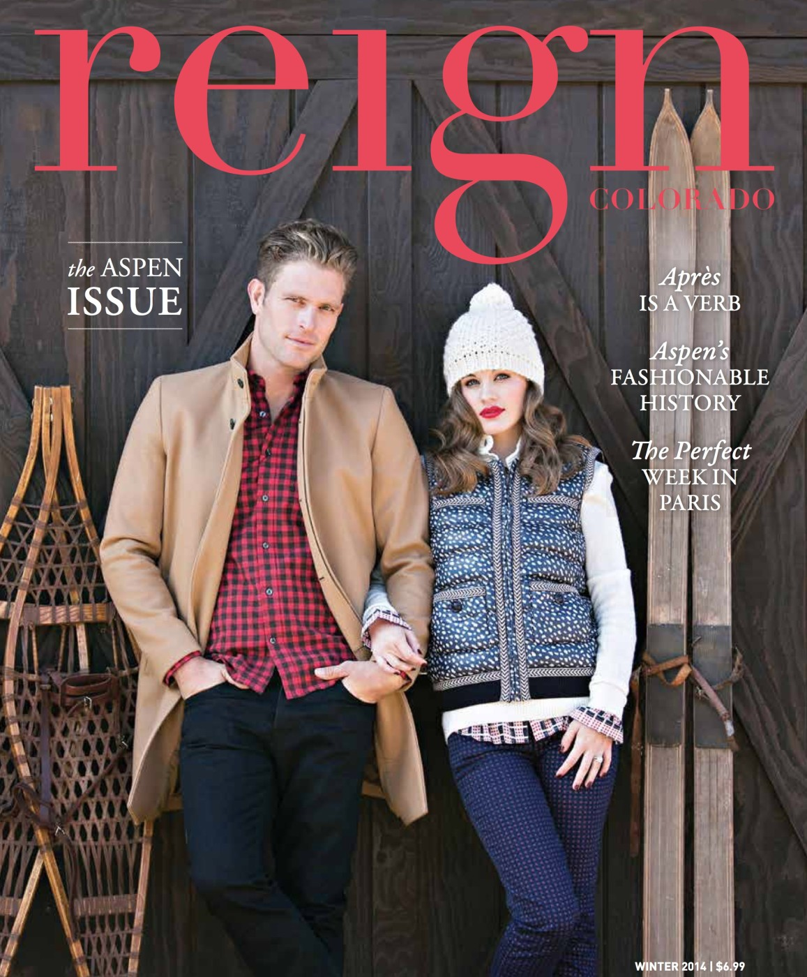 Colorado Wedding Company published in Reign